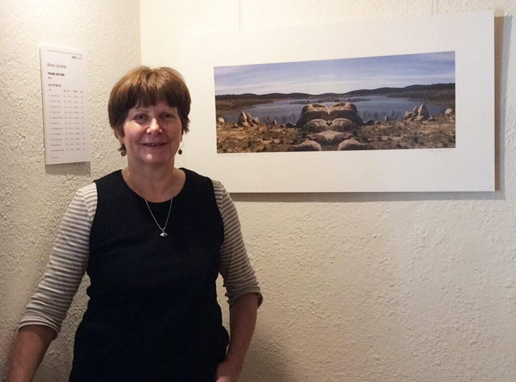 Anne Lorraine at WAS Gallery