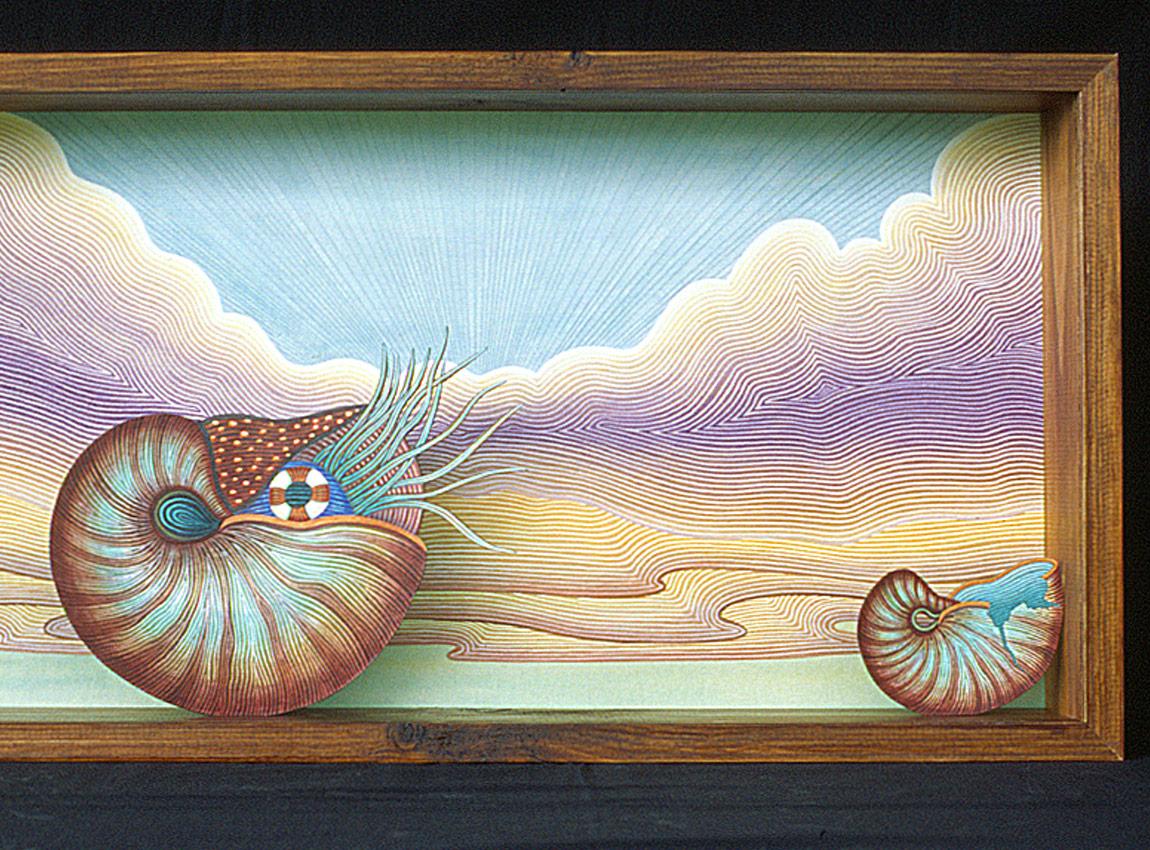 Illustration work by Anne Lorraine