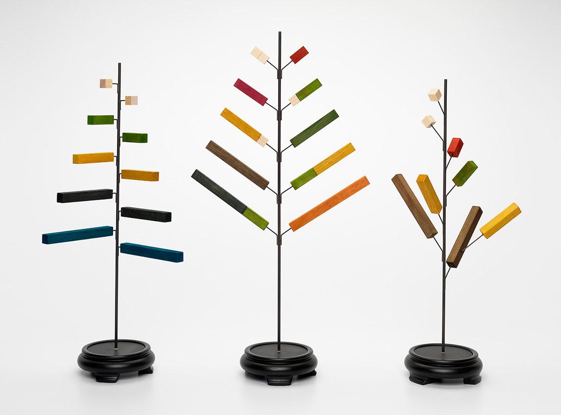 Tree sculpture by Sue Lorraine
